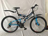 Двухамортизационный велосипед AVALON  Agressor 2015