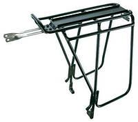 Велосипедный багажник задний Topeak Super Tourist DX Disc к серии MTX 26''/27,5''/700C черный 739г (GT)