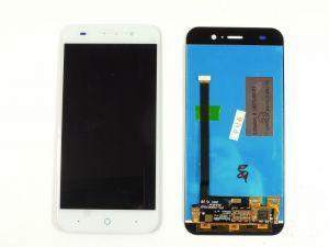 Дисплей ZTE A520 Blade с тачскрином белый
