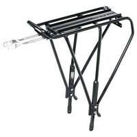 """Велосипедный багажник задний Topeak Uni Explorer MTX 24""""-29"""" черный 820г (GT)"""