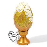 Сувенирное пасхальное яйцо, подарок на Пасху, ручная работа