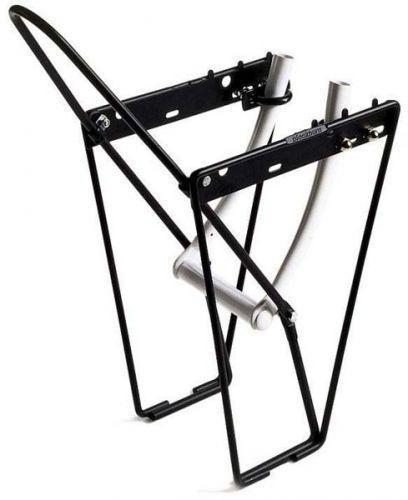 Велосипедный багажник пер. Blackburn FL-1 алюминиевый черный (GT)
