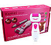 Электрическая роликовая пилка Kemei KM 2501, фото 2