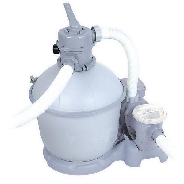 Фильтрационная установка песочная Flow Clear производительностью 3785 литров/час (модель 58258/58257).