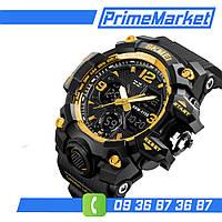 Мужские спортивные часы Skmei 1155 /Тактические /Водонепроницаемые/С подсветкой, фото 1