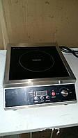 Настольная профессиональная индукционная плита Vektor LS-A80 (3500вт), фото 1
