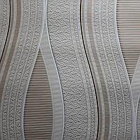 Обои Анжелика 2 5673-02 виниловые,длина 15 м,ширина 0.53 м=5 полос по 3 м