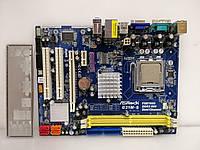 Материнская плата ASRock G31M-S + E5200  S775/QUAD DDR2