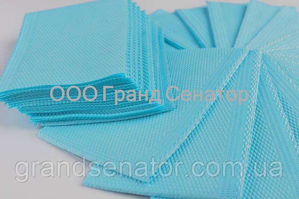 Нагрудники 500шт стоматологические - 226 грн /1 короб, фото 3