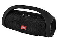 Портативная колонка JBL BOOMBOX power bank, speakerphone, радио  Черный