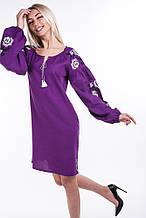 Платье 92261 (фиолетовый)