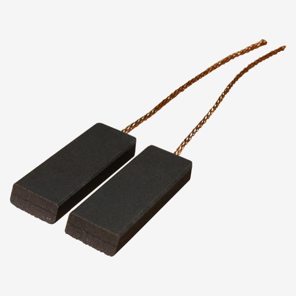 Щетки угольные STANLEY размер 6.3х16х22 мм код 4148006601.