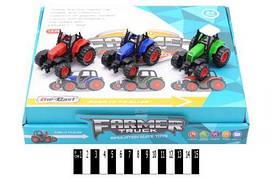 "Набор тракторов ""Farmer Track"" 112"
