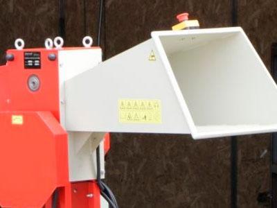 Порошковая покраска измельчителя веток ARPAL АМ-80Е