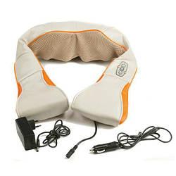 Массажер роликовый для шеи и спины Massager of Neck Kneading! Оригинал!