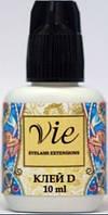 Клей для наращивания ресниц VIE тип D - 10 ml