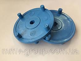 Колесико на ручную сеялку ( пальцевый диск )