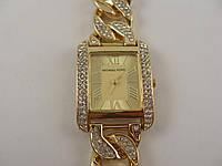 Часы наручные женские Skmei MK-1156 белое золото копия, фото 1
