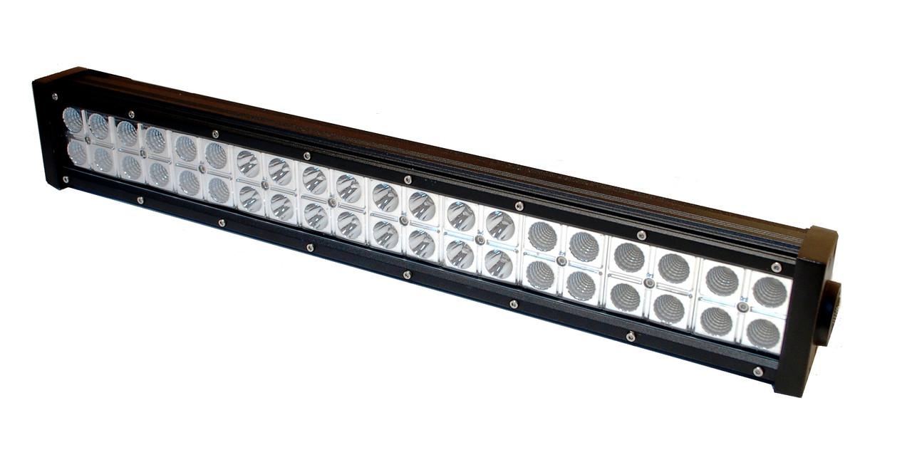 Светодиодная фара AllLight A-120W 40chip CREE combo 9-30V боковой крепеж