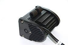 Светодиодная фара AllLight D-20W 2chip CREE spot 9-30V нижний крепеж, фото 3