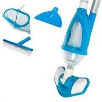 Набор для чистки бассейна Intex 28003 (58959), пылесос для очистки дна (от 3 028 л/ч)