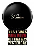 Kilian Yes I Was Madly In Love парфюмированная вода 100 ml. (Килиан Йес Ай Вос Медли Ин Лав)