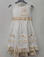 Платье-сарафан для девочек Ягодки