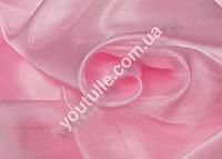 Микровуаль розовая пудра