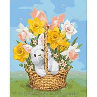 Картины по номерам Весенний подарок, 40х50см. (КНО4112), фото 1