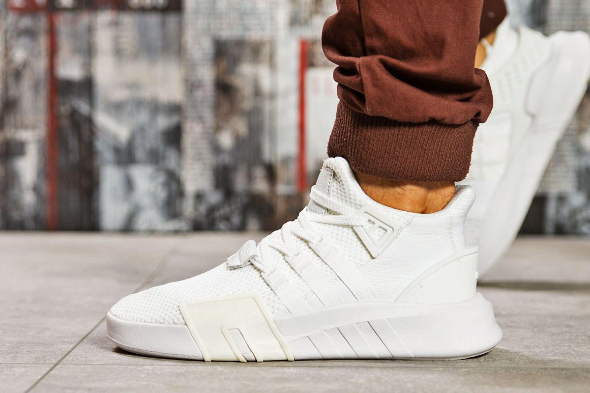 Кроссовки мужские 15552, Adidas EQT ADV / 91-18, белые ( нет в наличии  )
