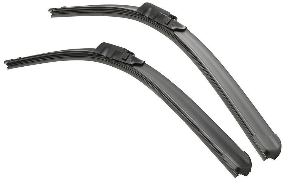 Комплект щеток стеклоочистителя бескаркасных Bosch AeroTwin Retrofit 650/500 мм ATW088S (3 397 007 088)