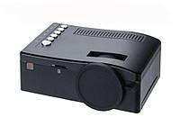 Портативный проектор  Черный