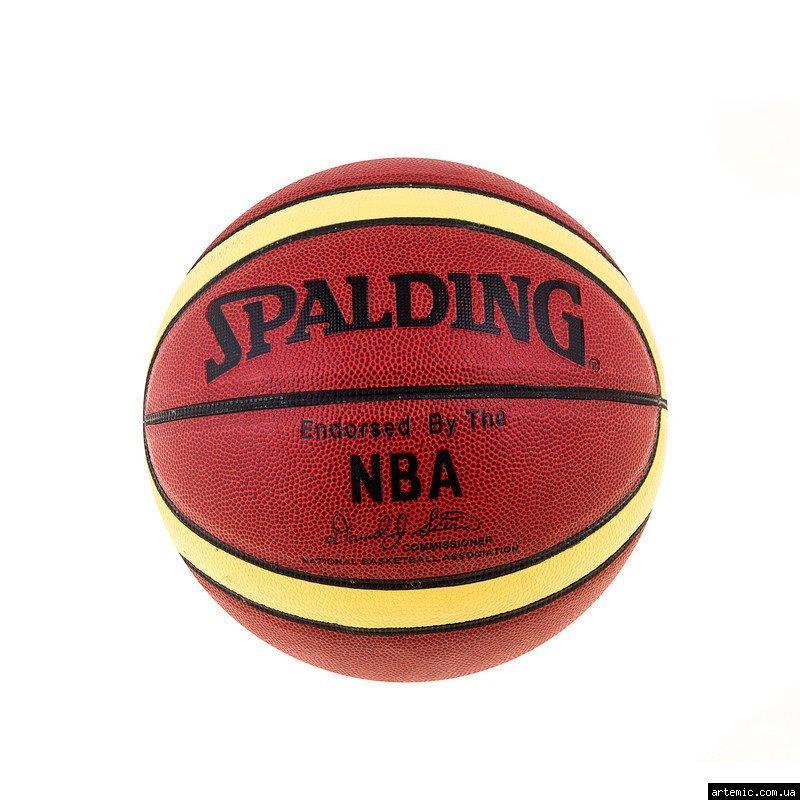 Мяч баскетбольный Authentic полоса