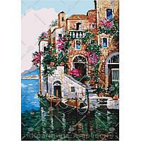 Картина по номерам Цвета Тосканы, 35х50см. (КНО2736), фото 1