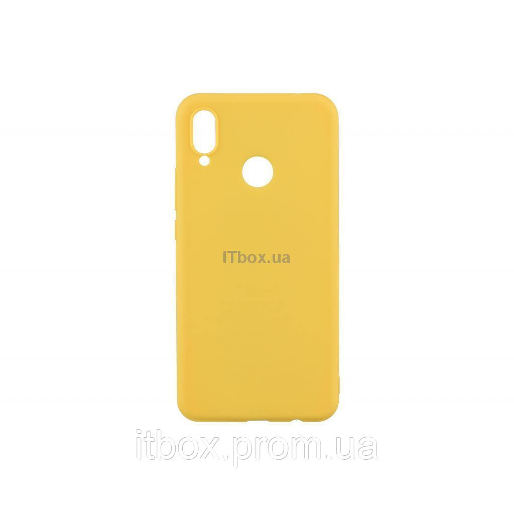 7c5bb3b1268c6 Чехол для моб. телефона 2E Huawei Honor 8X, Soft touch, Mustard (2E-H-8X-18-NKST-MS),  цена 119 грн., купить в Киеве — Prom.ua (ID#931918624)