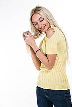 Футболка 39210 (лимонный)