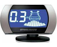 Парковочный радар ,steelmate sm pts800v2b silver.