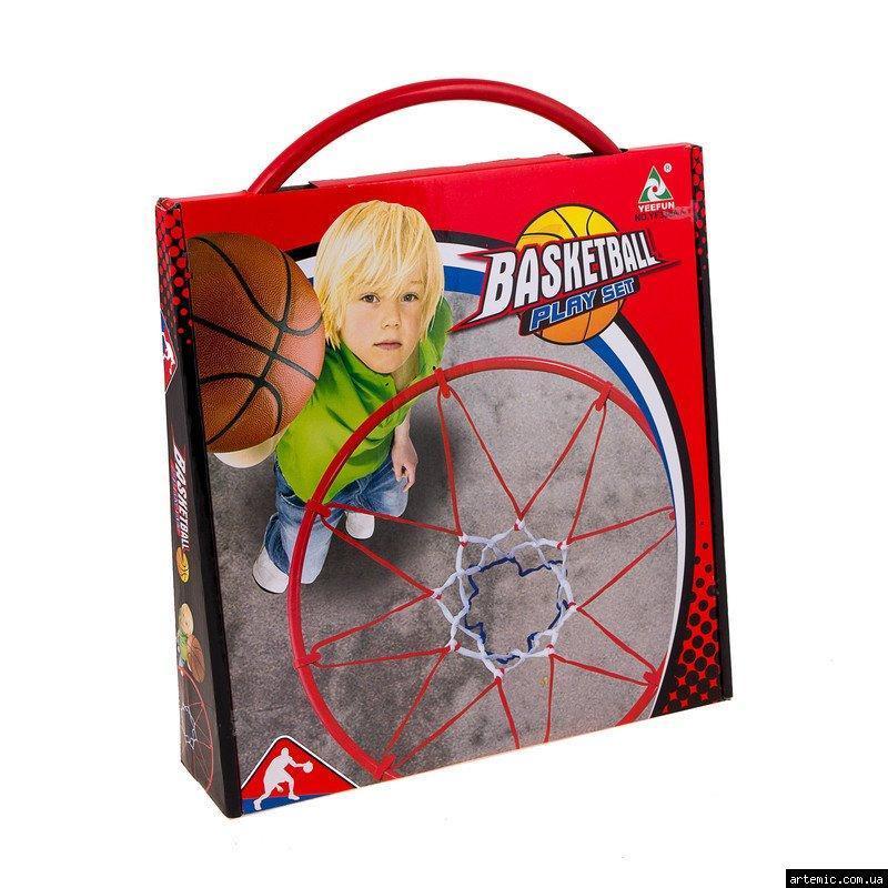 Кольцо баскетбольное детское
