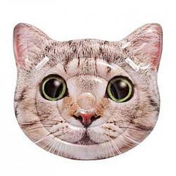 Плот надувной разноцветный детский Кошка, INTEX