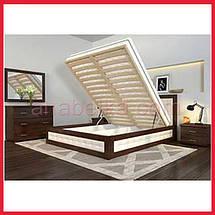 Кровать деревянная Рената М с подъемным механизмом (Arbor) , фото 2