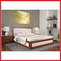 Кровать деревянная Рената М с подъемным механизмом (Arbor) , фото 3