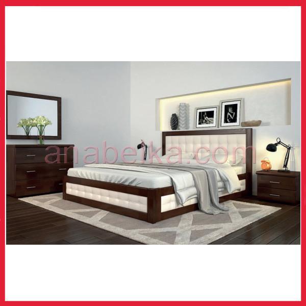 Кровать деревянная Рената М с подъемным механизмом (Arbor)