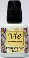 Клей для наращивания ресниц VIE тип STRONG - 10 ml