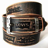Ремень кожаный LEVIS