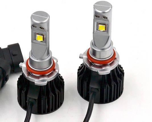 Комплект LED ламп ALed X HB3 35W 5000K 5000Lm XHB3 9005, фото 2