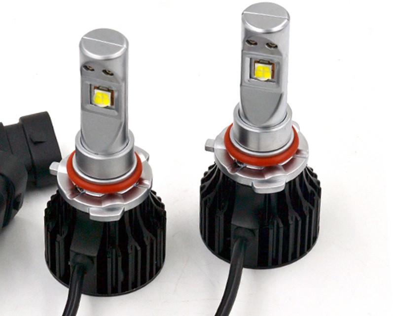 Комплект LED ламп ALed X HB3/HB4 35W 6000K 5000Lm