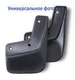 Брызговики задние для Renault Fluence 2010-> сед. комплект 2шт NLF.41.19.E10, фото 3