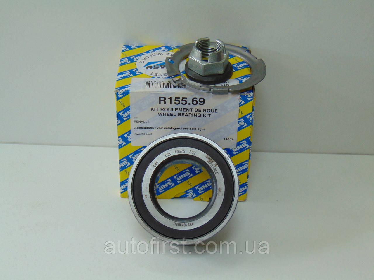 SNR R155.69 Подшипник передний Opel Vivaro, Renault  Trafic