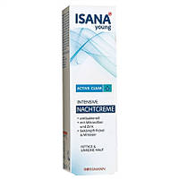 """ISANA Young  Intensive Nachtcreme """"Active Clear"""""""