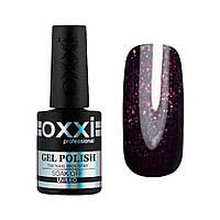 Гель-лак № 078(темный коричневый, микроблеск) 10 мл Oxxi